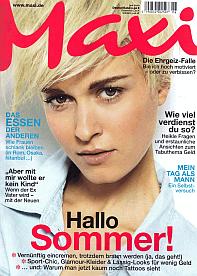 Zeitschrift Maxi
